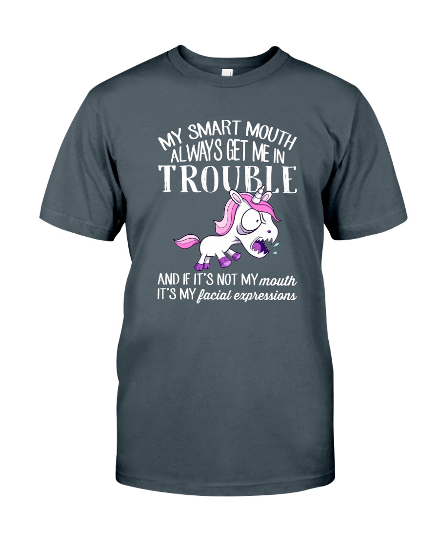 Always Trouble Classic T-Shirt