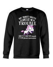 Always Trouble Crewneck Sweatshirt thumbnail