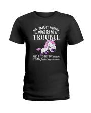 Always Trouble Ladies T-Shirt thumbnail