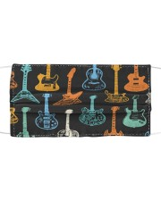 Guitar Lover G82763 Cloth face mask front