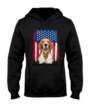 Beagle - World's best dad Hooded Sweatshirt thumbnail