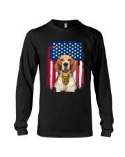 Beagle - World's best dad Long Sleeve Tee thumbnail