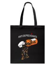 Rottweiler Anti Tote Bag thumbnail
