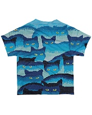 Cat Eyes All-over T-Shirt back