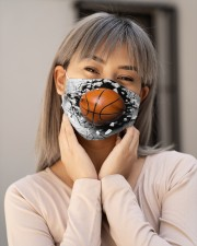 Basketball Break Out T824 Cloth face mask aos-face-mask-lifestyle-17