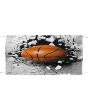 Basketball Break Out T824 Cloth face mask front