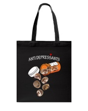 Hedgehod Anti Tote Bag thumbnail