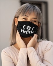 Cat Mom G82518 Cloth face mask aos-face-mask-lifestyle-17