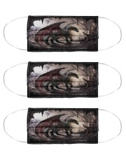Dragon Beauty TJ1901 Cloth Face Mask - 3 Pack front