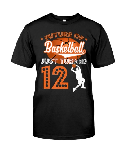 12th Birthday T Shirt - Fut