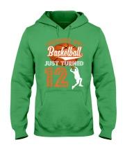 12th Birthday T Shirt - Fut Hooded Sweatshirt front