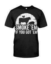 BBQ Smoker Accessory Pitmast Classic T-Shirt thumbnail