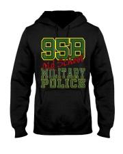 95B Old School Military Po Hooded Sweatshirt thumbnail