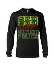 95B Old School Military Po Long Sleeve Tee thumbnail
