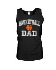 Basketball DAD Shirt for M Unisex Tank thumbnail