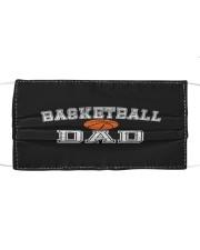 Basketball DAD Shirt for M Cloth face mask thumbnail