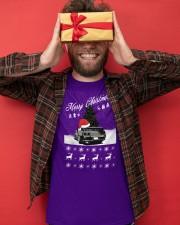Merry Christmas JDM 32 Classic T-Shirt apparel-classic-tshirt-lifestyle-front-80