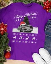 Merry Christmas JDM 32 Classic T-Shirt apparel-classic-tshirt-lifestyle-front-81
