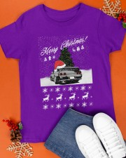 Merry Christmas JDM 32 Classic T-Shirt apparel-classic-tshirt-lifestyle-front-83