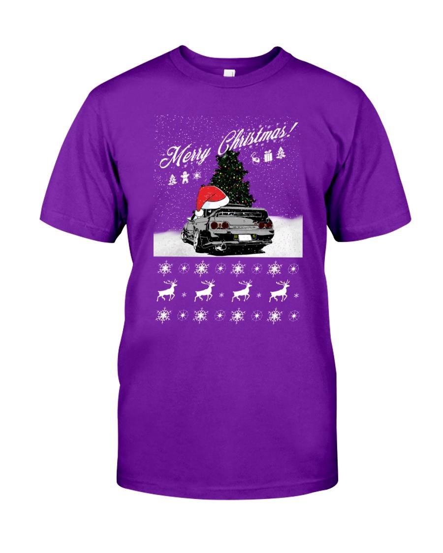 Merry Christmas JDM 32 Classic T-Shirt