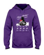 Merry Christmas JDM 32 Hooded Sweatshirt thumbnail