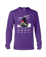 Merry Christmas JDM 32 Long Sleeve Tee thumbnail