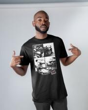 Supra car JDM White Frame Classic T-Shirt apparel-classic-tshirt-lifestyle-front-32