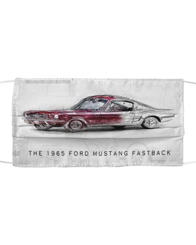 Fastback 1965 Cloth FMask