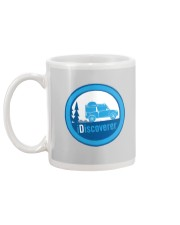 iDiscoverer - Logo Mug back