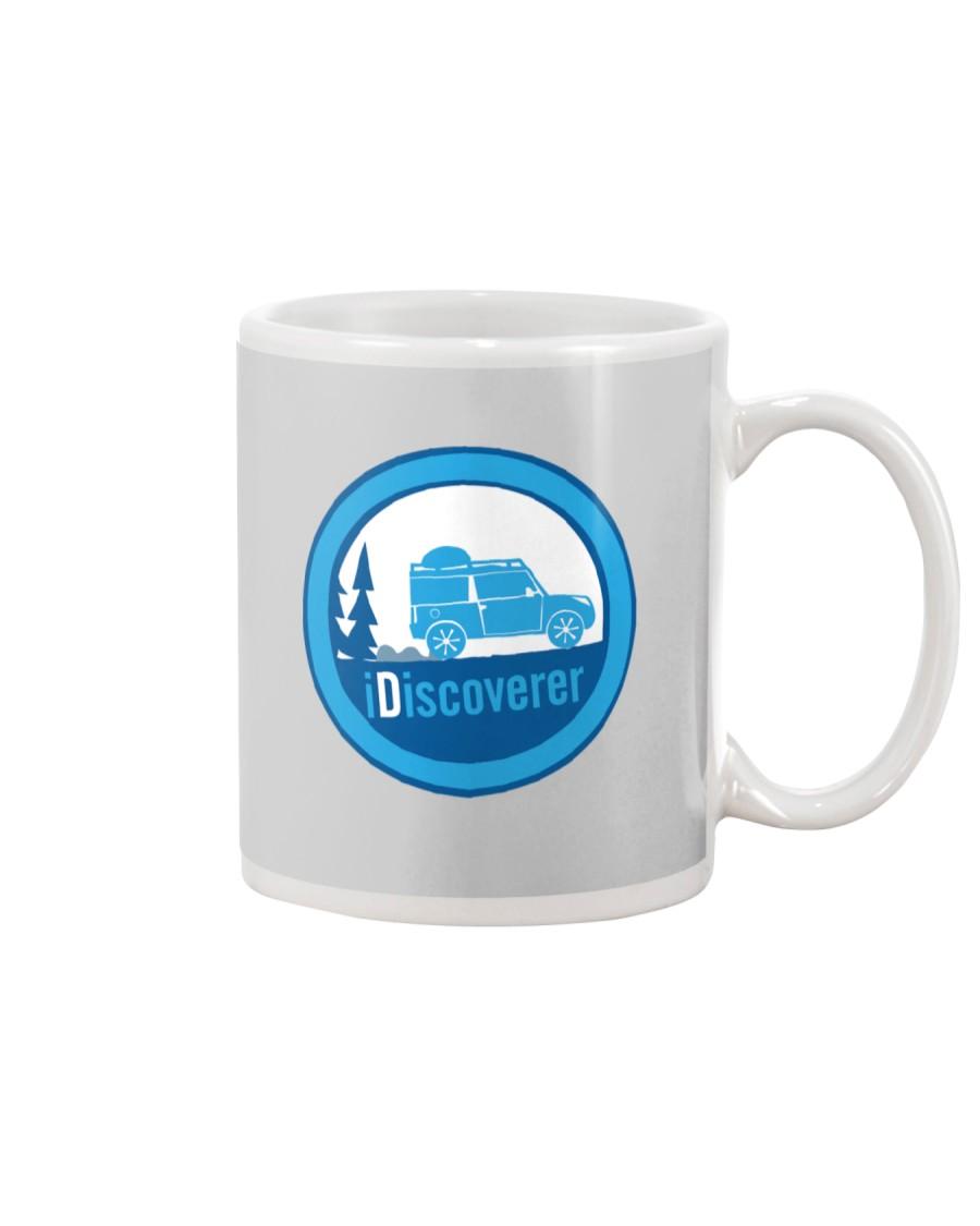 iDiscoverer - Logo Mug
