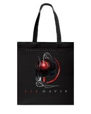 Lia's Logo Accessories  Tote Bag front