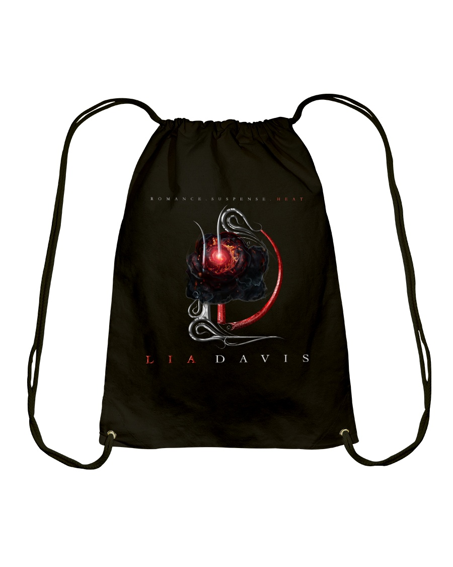 Lia's Logo Accessories  Drawstring Bag