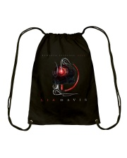 Lia's Logo Accessories  Drawstring Bag front