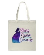 Stars Can't Shine Tote Bag tile