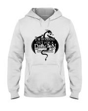 I Want My Shifter to Howl Hooded Sweatshirt front