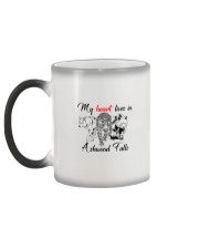 My Heart Lives in Ashwood Falls Color Changing Mug color-changing-left