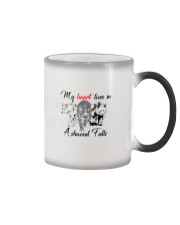 My Heart Lives in Ashwood Falls Color Changing Mug color-changing-right
