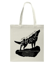 I Want My Shifter to Howl Tote Bag tile