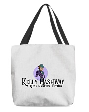 Cozy Mystery Author Tote All-over Tote back