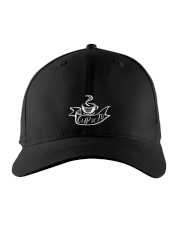 Cup of Jo Hat Embroidered Hat front