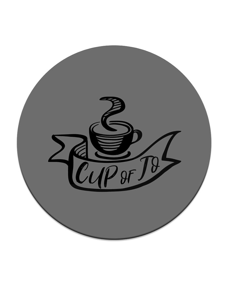 Cup of Jo Coaster Circle Coaster