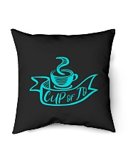 """Cup of Jo Pillow Indoor Pillow - 16"""" x 16"""" front"""