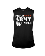 Proud Army Uncle Sleeveless Tee thumbnail