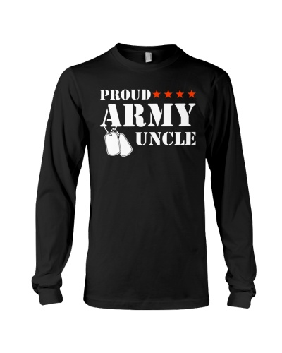 Proud Army Uncle