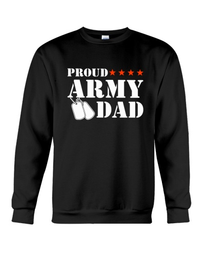 Proud army dad