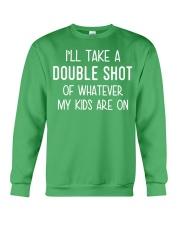 Double Shot Crewneck Sweatshirt thumbnail