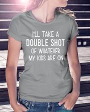 Double Shot Ladies T-Shirt lifestyle-women-crewneck-front-7