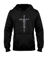 Jesus Galaxy Hooded Sweatshirt tile