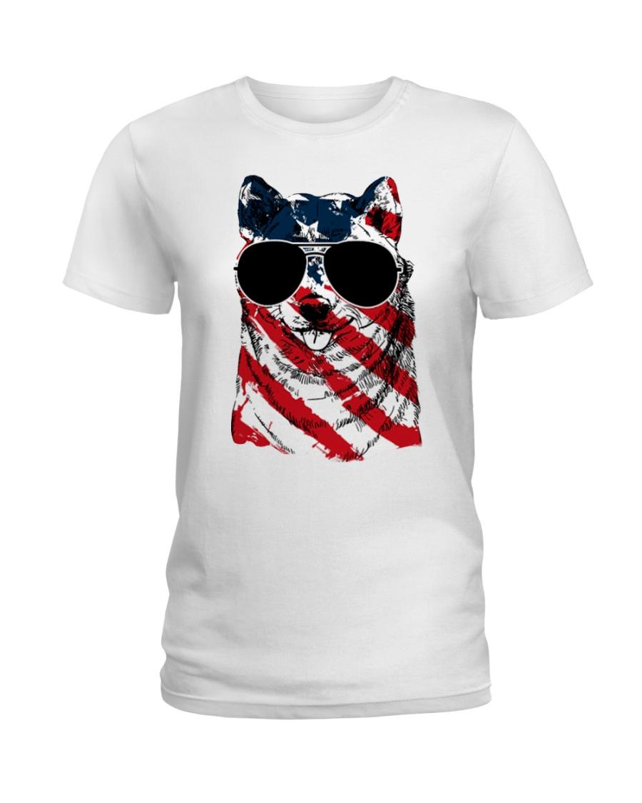 4th July Ladies T-Shirt