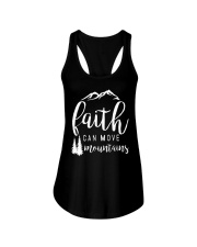 Faith can move mountains Ladies Flowy Tank thumbnail
